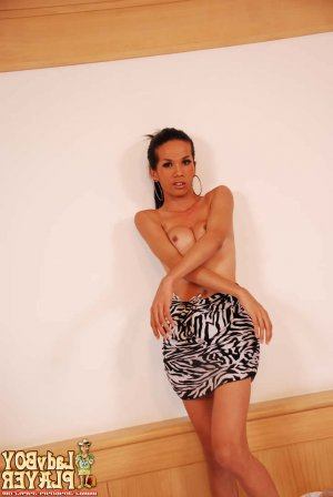 Djeneba transsexual sex guide Warwick